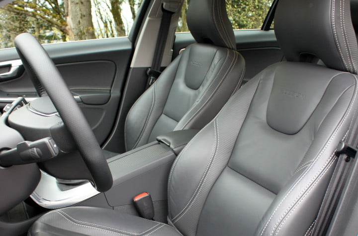 review awd volvo s  t r design looks friendly enough but watch out for the claws interior front