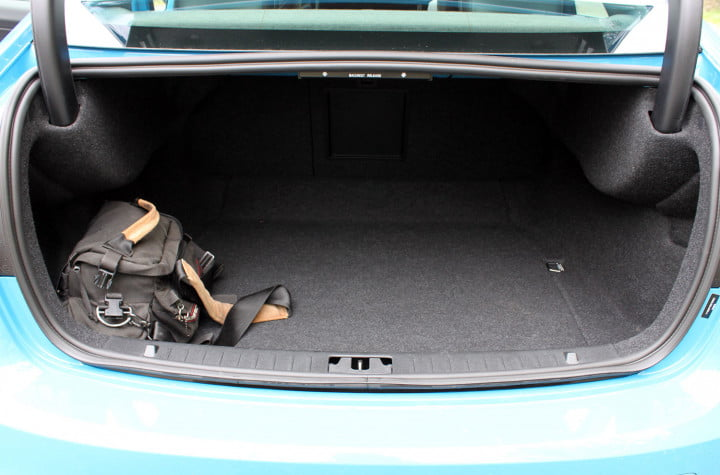 review awd volvo s  t r design looks friendly enough but watch out for the claws interior trunk