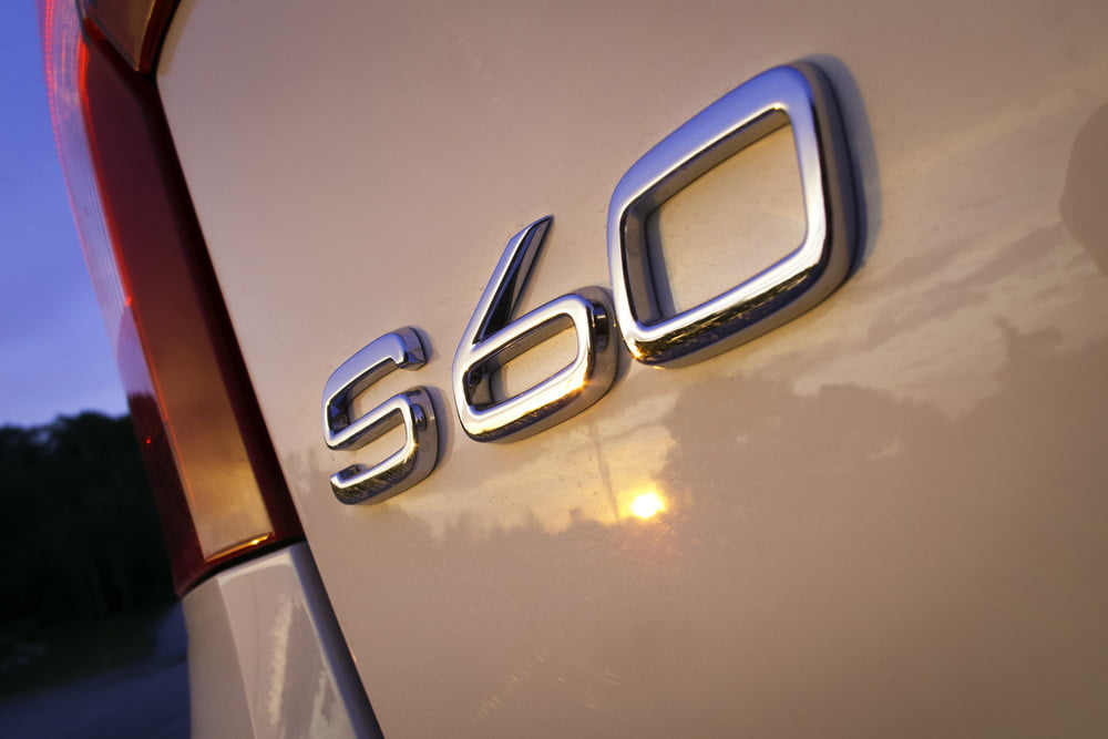 2013 Volvo S60 tech hands on s60