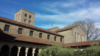 Cloisters - Galaxy S4 Camera