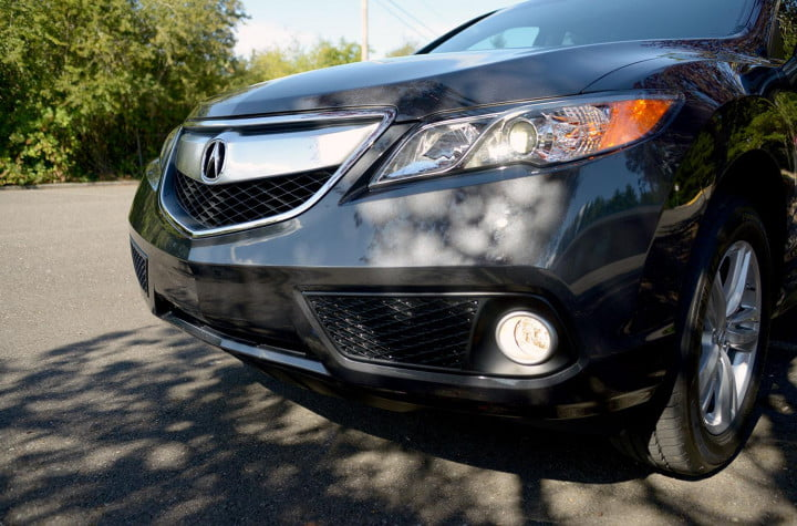 acura rdx review exterior front macro