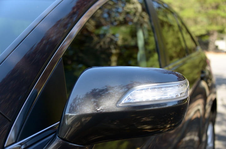 acura rdx review exterior mirror macro