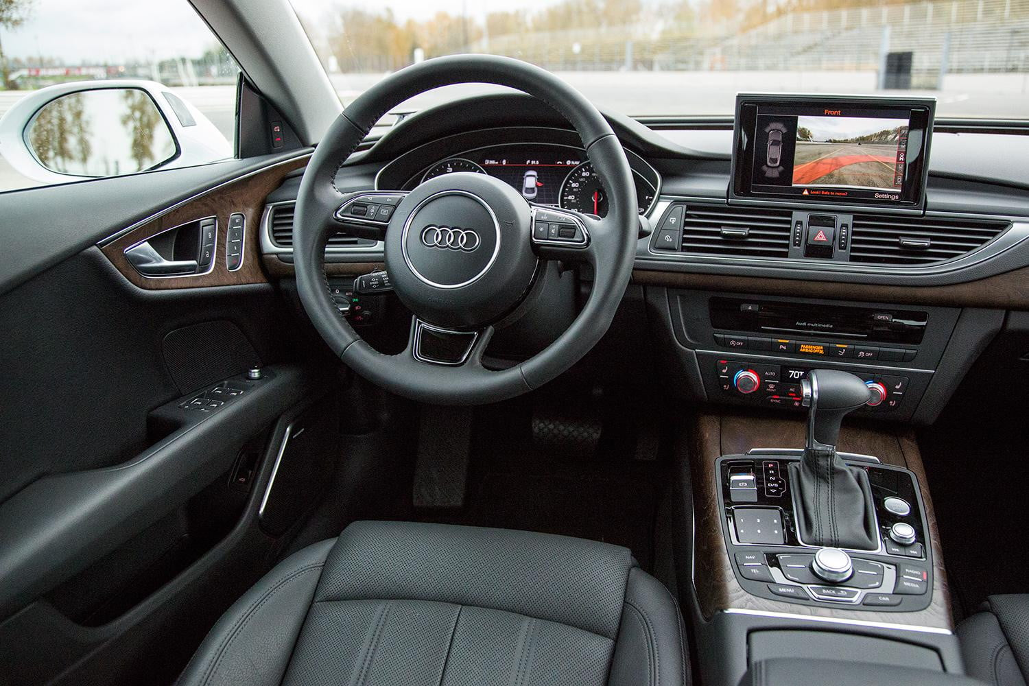 2014 Audi A7 Tdi Quattro Review Digital Trends