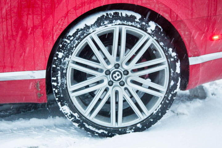 bentley continental gt speed review tire