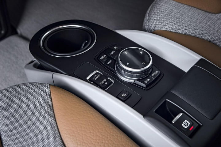 bmw i  vs chevy spark ev bavaria and detroit may be closer than you think interior front center console