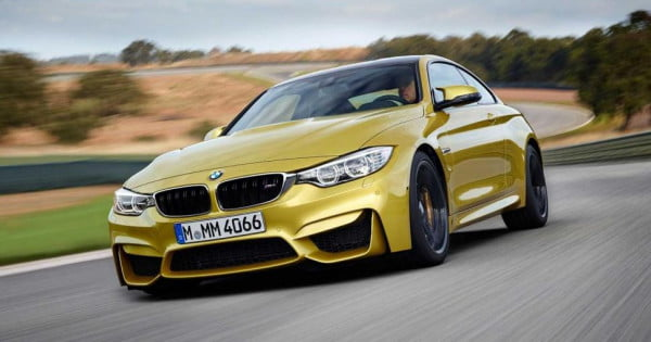 Bmw m3 m4 May Feature Water