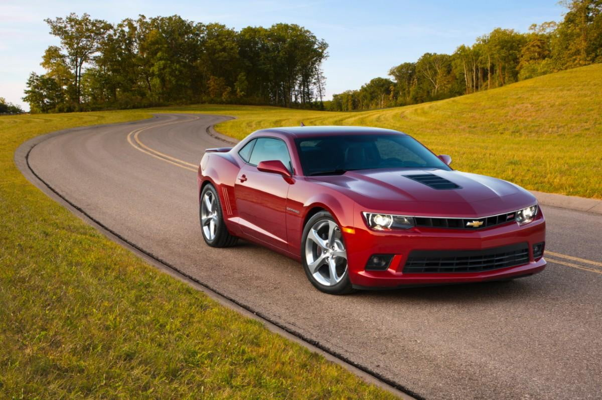 a classic feel for your new camaro chevy performance releases upgrades  ss