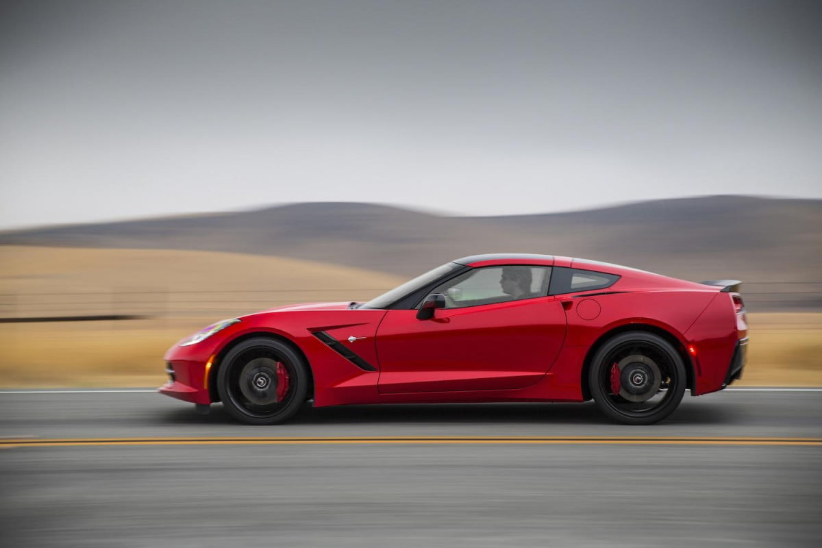 the corvette z  could get twin turbo v from cadillac elmiraj chevrolet