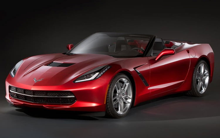 is this the 2014 chevrolet corvette convertible digital trends. Cars Review. Best American Auto & Cars Review