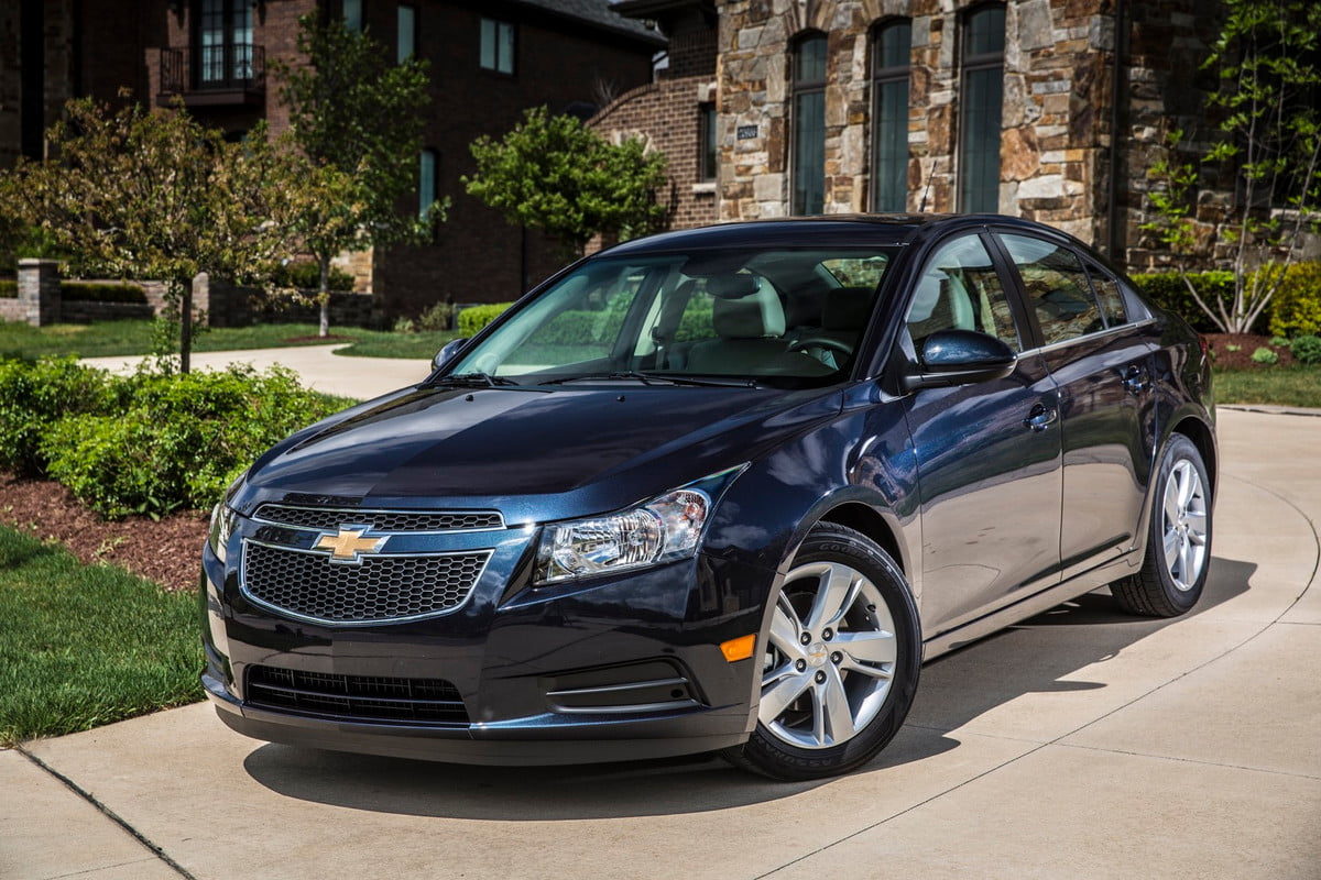 gm class action alleging emissions cheating chevrolet cruze  diesel