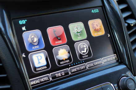 2014 chevrolet mylink voice recognition technology