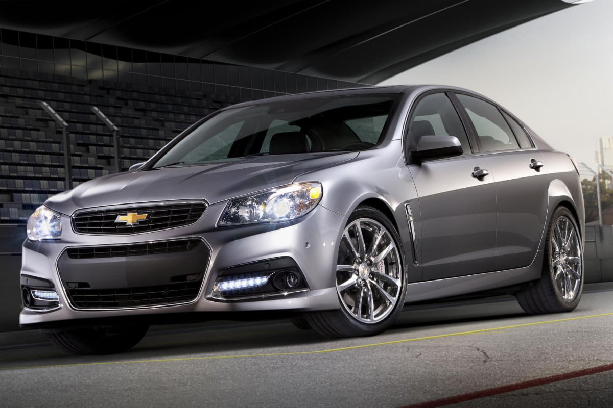 chevrolet ss higher performance versions could be in the works