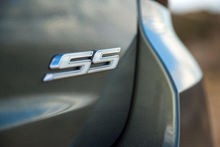 chevrolet ss review logo