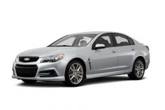 First Drive: 2014 Chevrolet SS