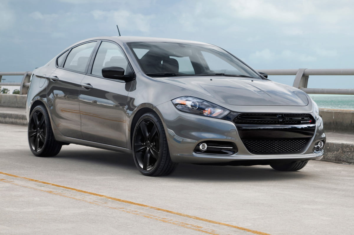 chrysler  and dodge dart may be manufactured by fca partner