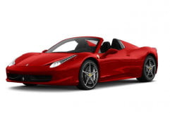 ferrari spider review press image