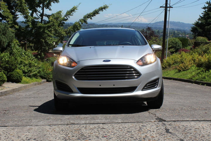 ford fiesta se review front full