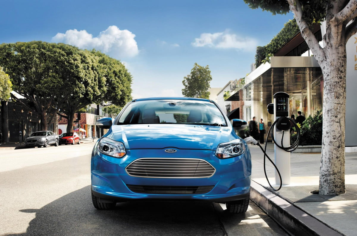 ford ev free charging incentive for employees could help improve technology infrastructure  focus front
