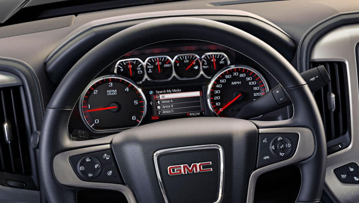 gmc sierra wd review odometers