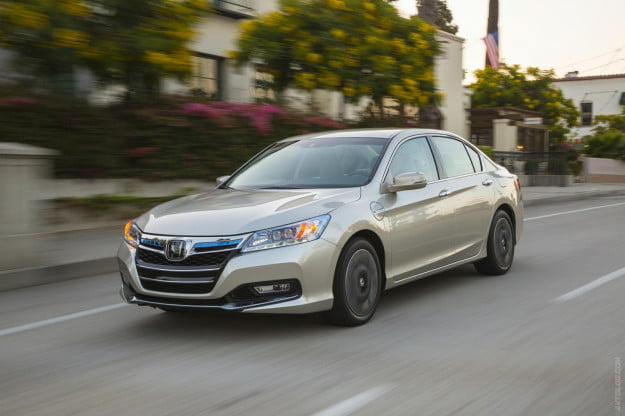 Honda's 2014 Accord PHEV