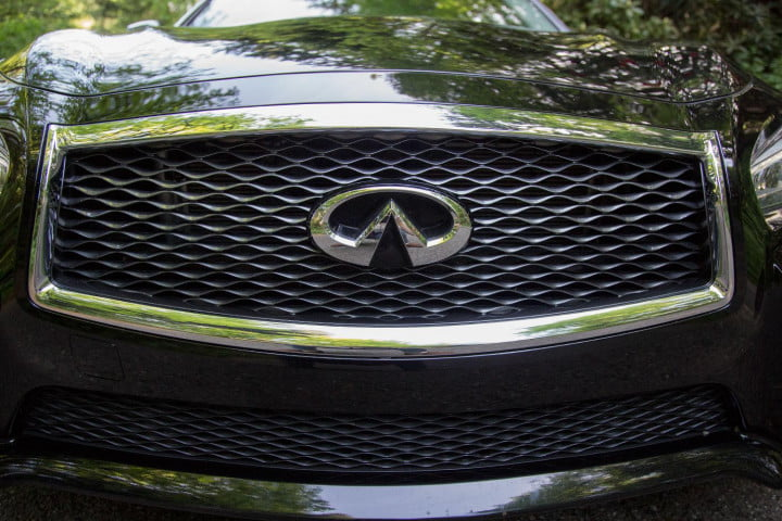 infiniti q s review grill