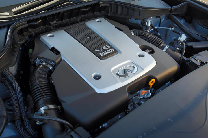 infiniti qx review joy ride engine