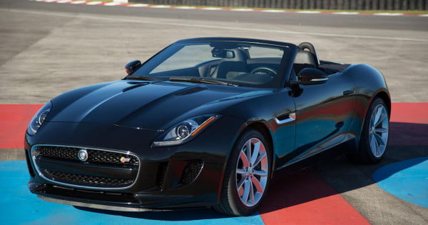 2014 jaguar f type convertible video review digital trends. Cars Review. Best American Auto & Cars Review