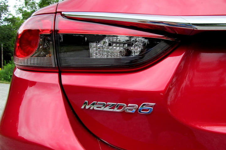 mazda i touring review backlight