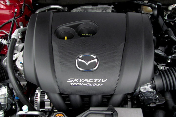 mazda i touring review engine
