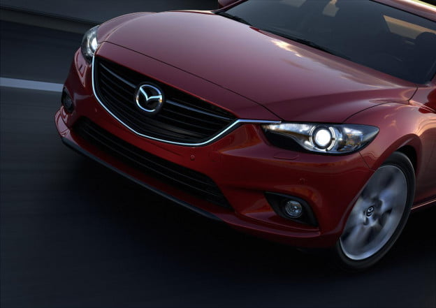 2014 Mazda6 teasers trickle in