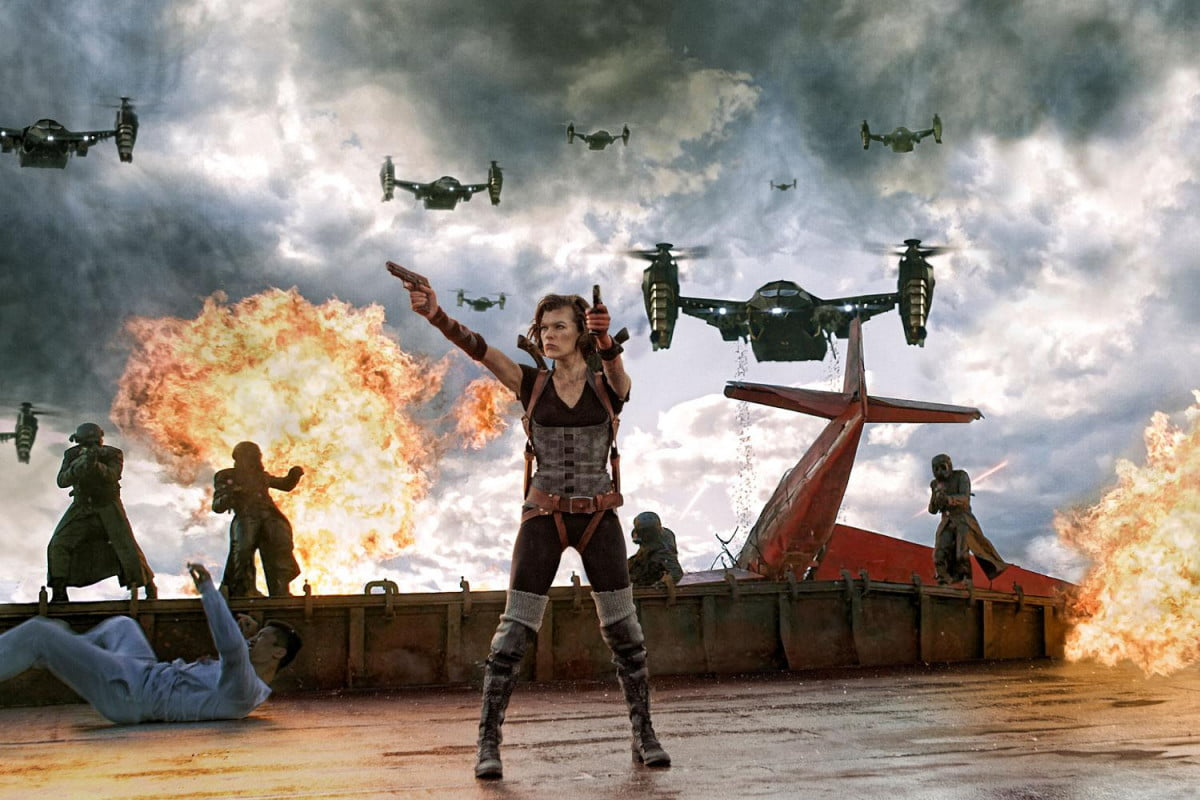 milla jovovich resident evil the final chapter old alice