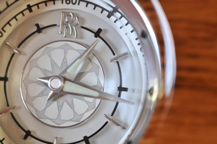 2014 Rolls-Royce Phantom Drophead Coupe clock