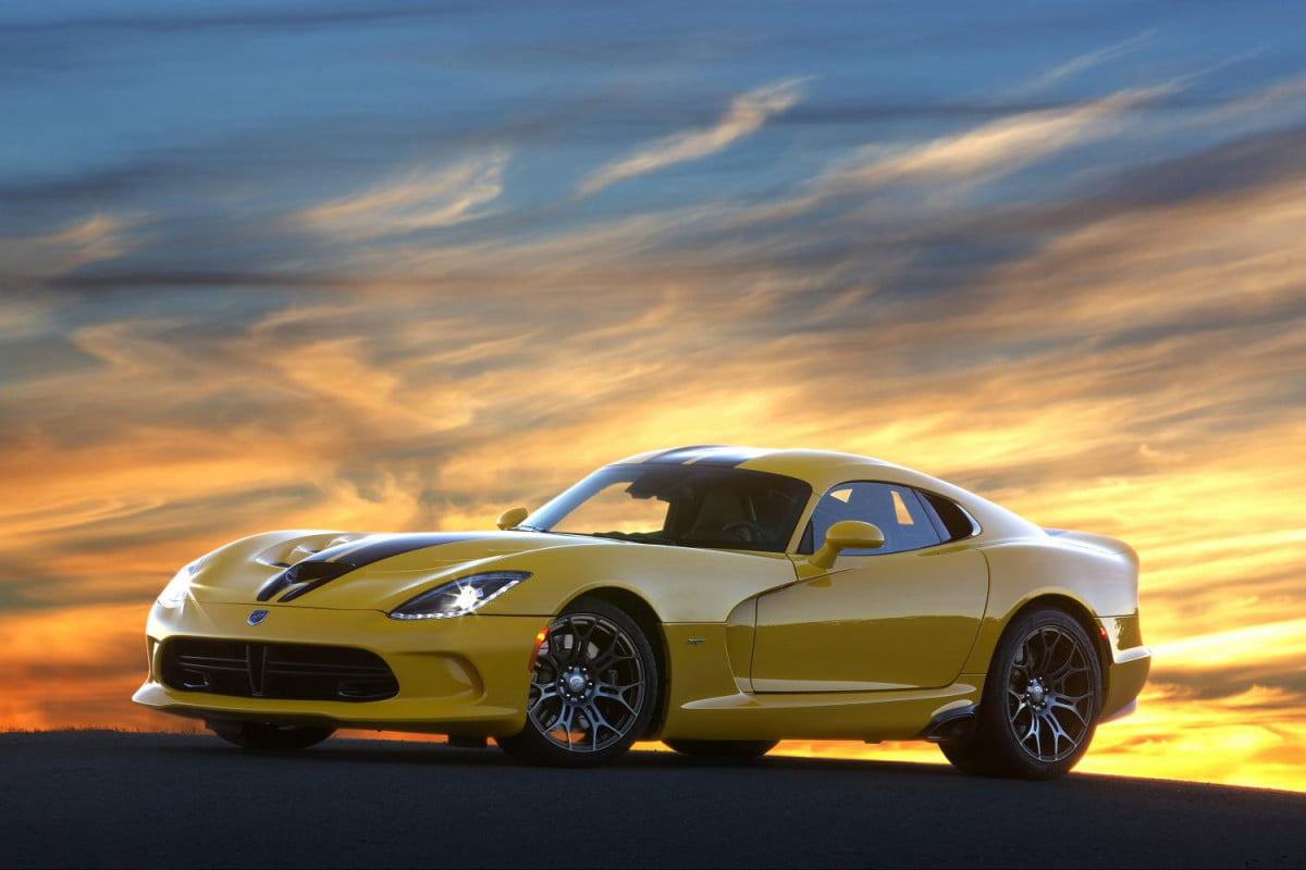 new srt viper ad captures soul love cars