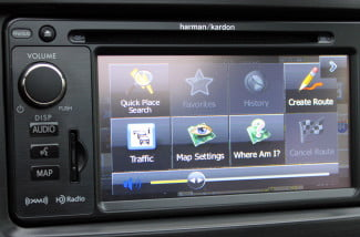 2014 subaru forester 2.5i touring cvt harman kardon information screen menu