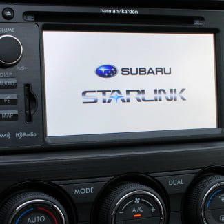 2014 subaru forester 2.5i touring cvt starlink