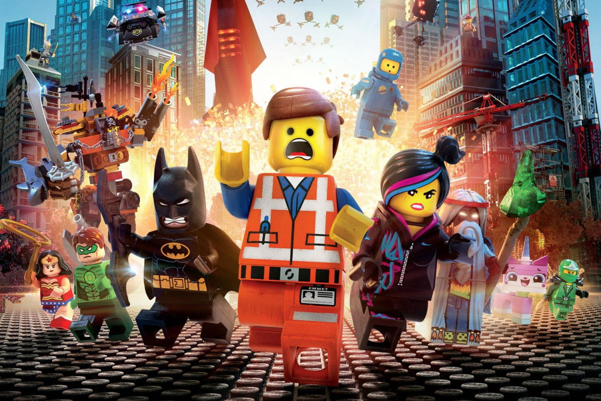 r  d almost major character lego movie the