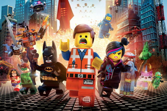 roku  exclusive vudu titles the lego movie