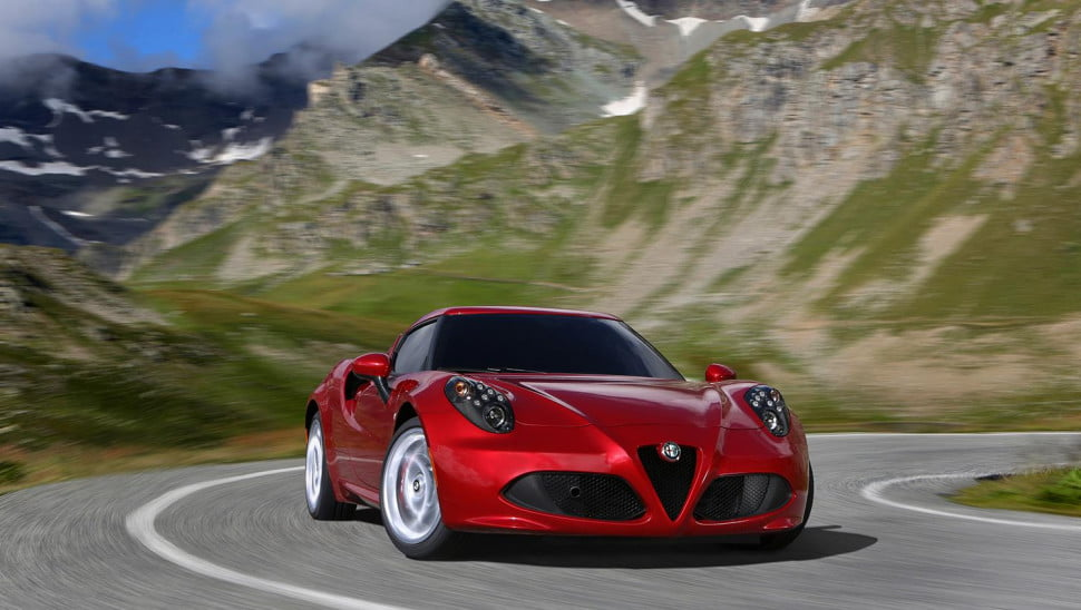 fiat chrysler plans restructure alfa romeo standalone company  c fc x