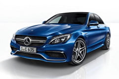 First drive: 2015 Mercedes-AMG C63 and C63 S