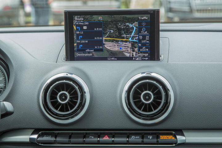 2015 Audi S3 screen full