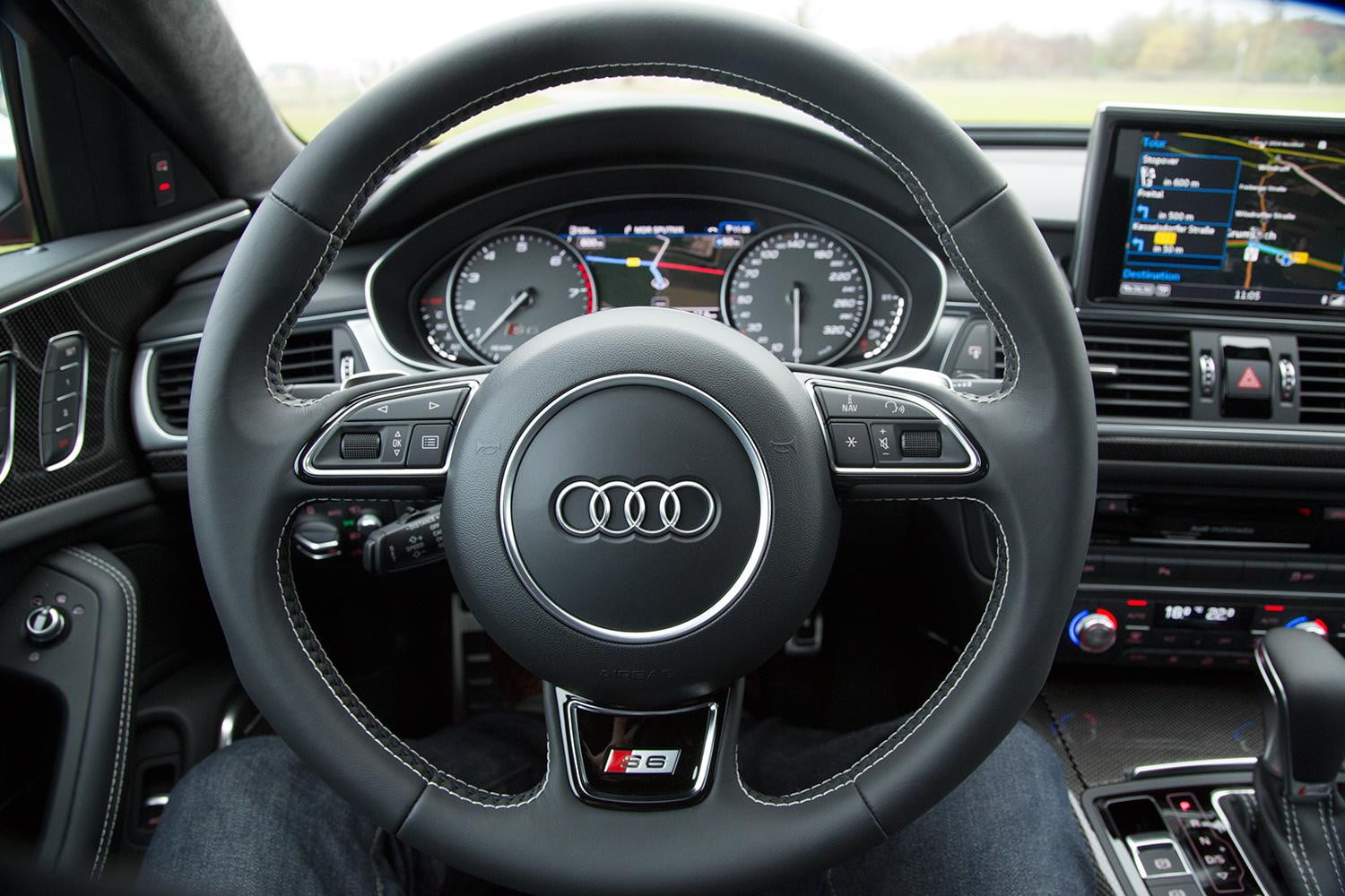 First Drive 2016 Audi A6 And S6 Digital Trends