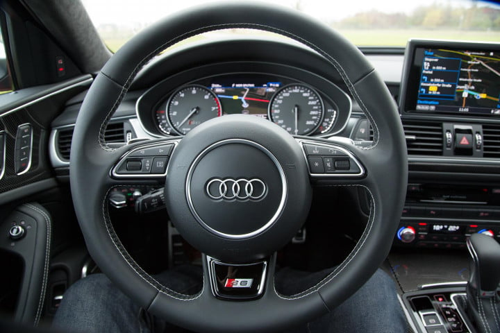 first drive  audi a and s