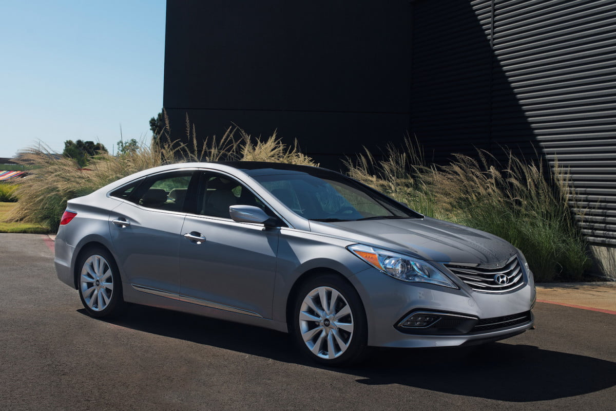 hyundai azera canceled