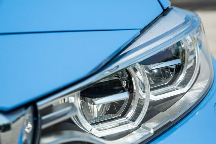 bmw m review headlight
