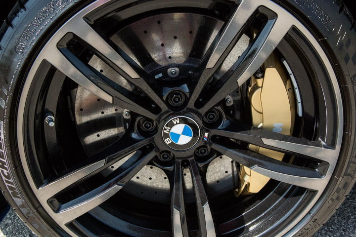 bmw m review tire