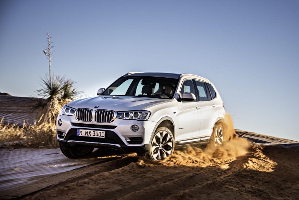 2017 Bmw X3 Images