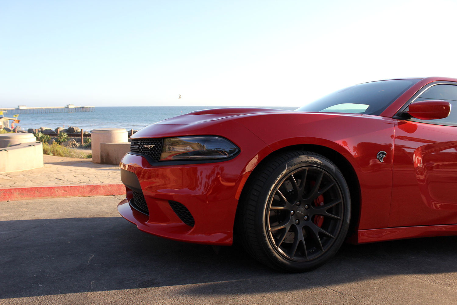 2015 dodge charger srt hellcat front section. Black Bedroom Furniture Sets. Home Design Ideas