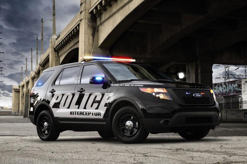New Ford SUV Interceptor teased for 2015 Chicago Auto Show | Digital