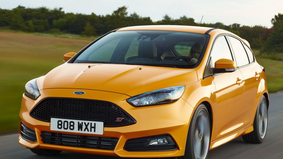 ford focus st gets shaper look tech - 2015 Ford Focus St Magnetic Metallic