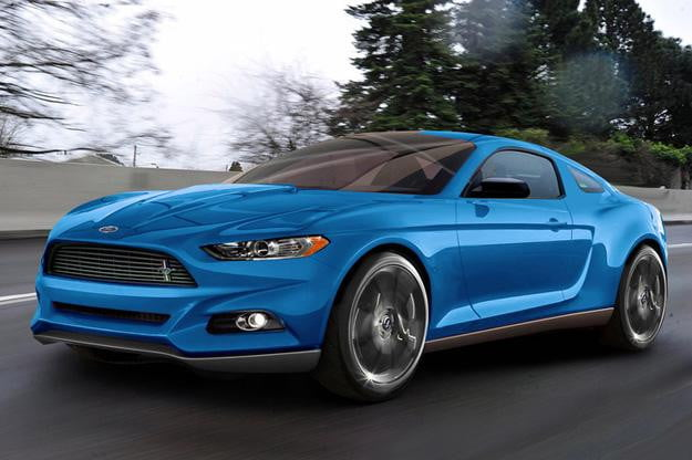 2015 Ford Mustang speculation begins with sexy new renderings